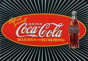 Coca-Cola Marke Logo