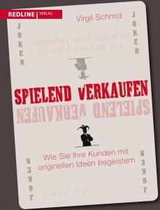 """Cover des Buches """"Spielend verkaufen"""" von Virgil Schmid"""