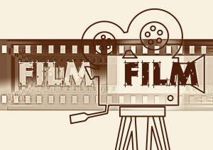 """Motiv für Erklärvideo """"Film, Film"""""""