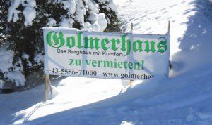 Claim Golmerhaus