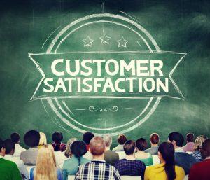 Kundenzufriedenheit im Mittelpunkt
