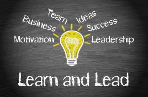 Die Rolle des Marketings: Lernen und Führen auf Tafel