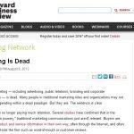 Ist Marketing wirklich tot?