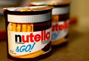 Abbildung von Nutella & Go
