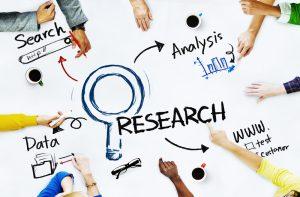 Skizze zu Research und Umfragen