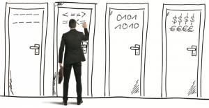 Vier Szenarien zur Marketingorganisation der Zukunft